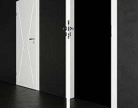 3D model PS Modern Door Series 4