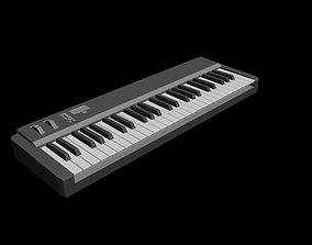 3D printable model Low Poly Keyboard