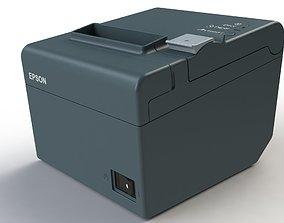 Receipt Printer 3D