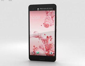 HTC U Ultra Cosmetic Pink 3D model