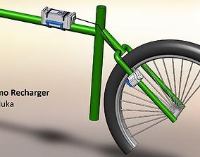 Dynamo Recharger for velodroom 3D model