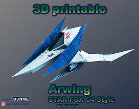 3D print model STAR FOX 64 - Lylat Wars -