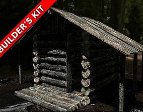 Lumber Kit - Dry Rot Texture 3D asset