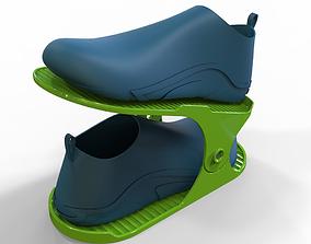 Shoe Rack 3D printable model