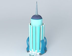 adminstration building model