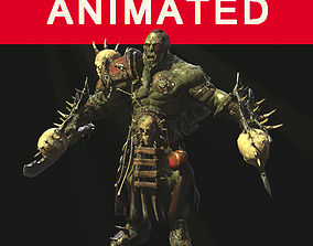 Ork Berserker 3D model