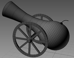 BOMBA 3D model