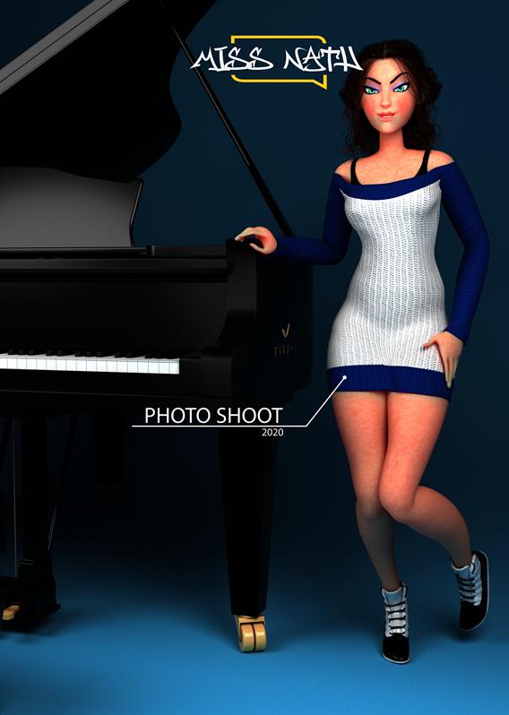 Miss Nath PhotoShoot