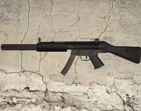 3D model MP5-SD