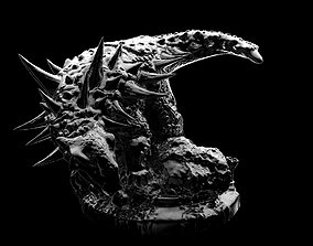 Gastonia Chess Piece Rook 3D print model