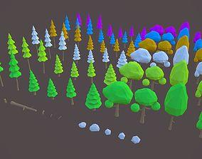 3D model Forest Pack