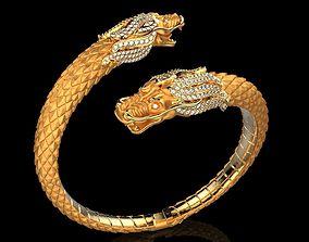 bracelet Circulos de Fuego 3D print model