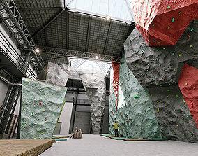 Climbing Wall 3D
