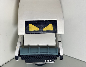 mo robot wall-e movie 3D printable model