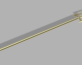 3D printable model DCAU Aquaman Trident