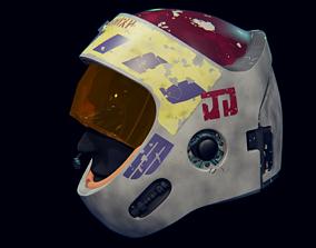 3D print model Y-Wing Helmet from Star Wars