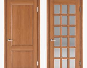 3D Classic interior doors 10