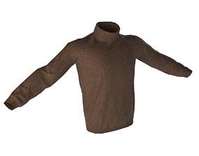 3D asset Sweater