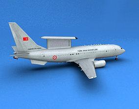 Turkey AWACS 3D model