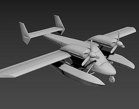 Accord-201 Discovery-201 airplane 3D printable model