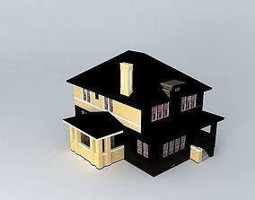 3D model mail House