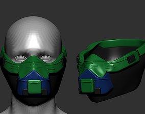 luxury helmet high poly sculpt 3d printable