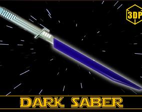 Dark Saber - Mandalorian 3D printable model