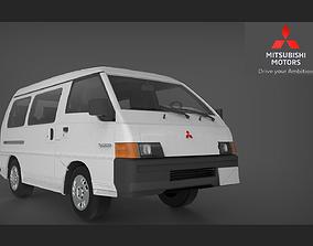 3D model MITSUBISHI L300 HQ