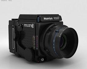 lens Mamiya RZ67 3D