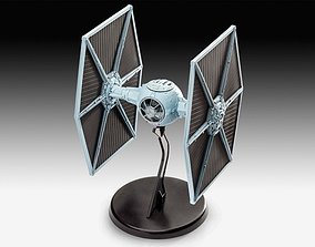 3D print model figurines Tie Fighter High Quality