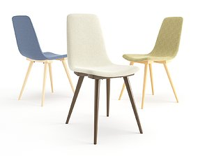 3D upholstery A-6150 Chair from Radomsko
