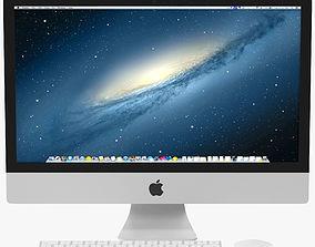 3D Apple Imac PBR