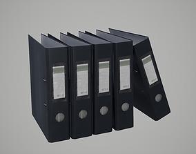 3D asset File Folder