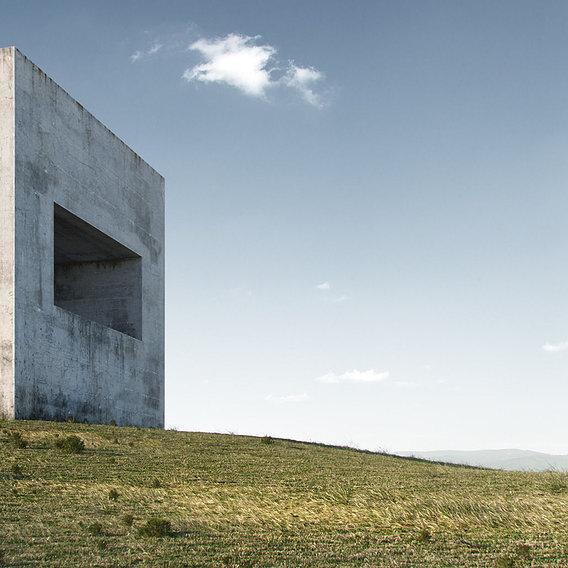 A House for Deep Meditation