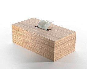 Rectangle Tissue Boxes 3D