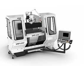 Corded Milling Machine ABENE VHF-680 3D