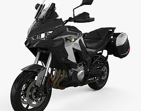 3D Kawasaki Versys 1000 SE LTplus 2019