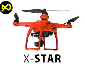 3D Autel Robotics X-Star Premium