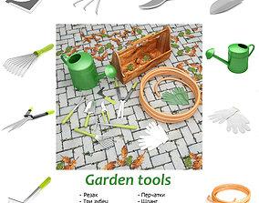 3D print model garden-tools Garden tools
