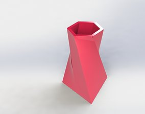 3D printable model Decorative Flower Pot 7