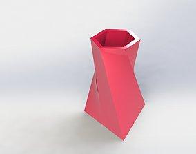 3D printable model Decorative Flower Pot 7