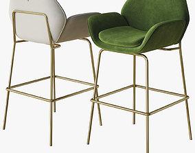 3D shield stool natuzzi