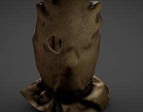 Bag on the head terror 3D model