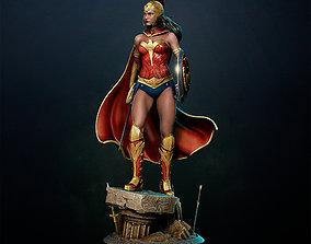 Warrior Wonder Woman 3D printable model