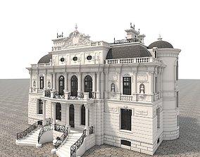 Classic Villa 2 3D model