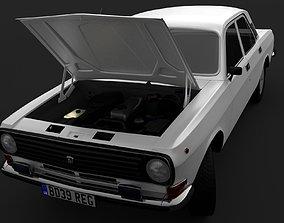 3D GAZ-2410 Volga