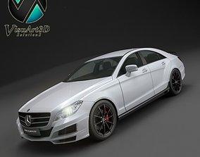 Mercedes Benz CLS 2012 Brabus 2 3D model