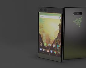 3D model Razer Phone