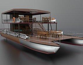 Floating Resto 3D