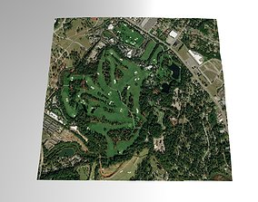 Augusta National Golf Club 3D